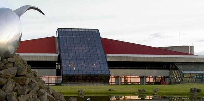 Lufthavnen i Keflavik