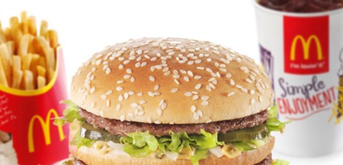 McDonalds Reykjavik