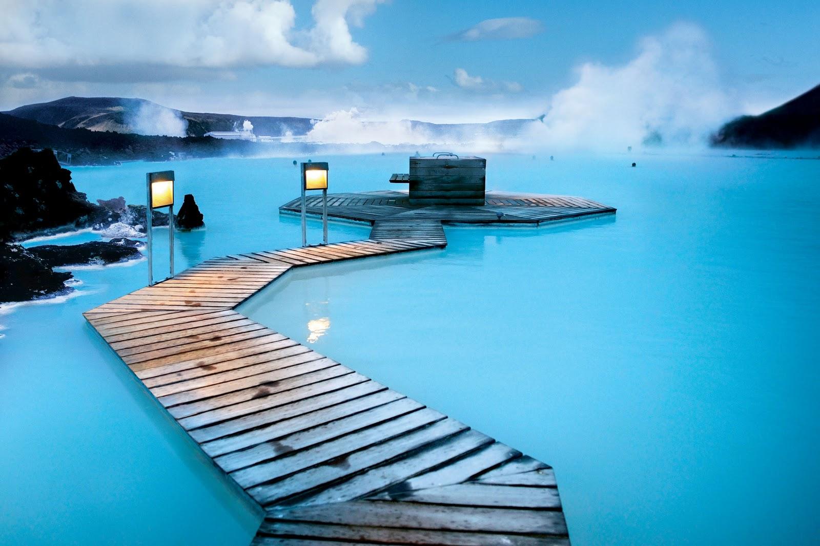 Blue Lagoon - Den Blå Lagune