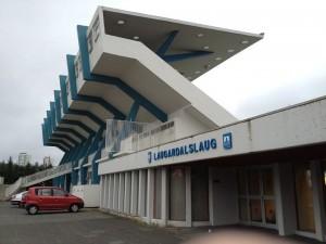 Svømmehal i Reykjavik
